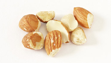 almonds-broken komati foods
